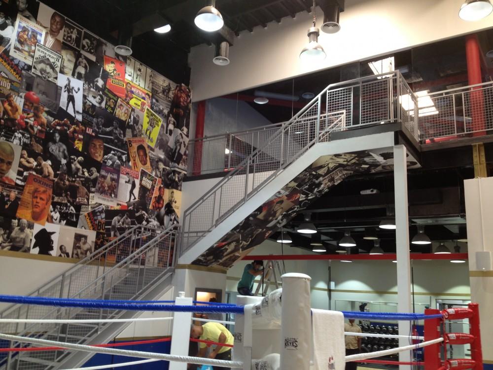 Round 10 Boxing GYM in Dubai