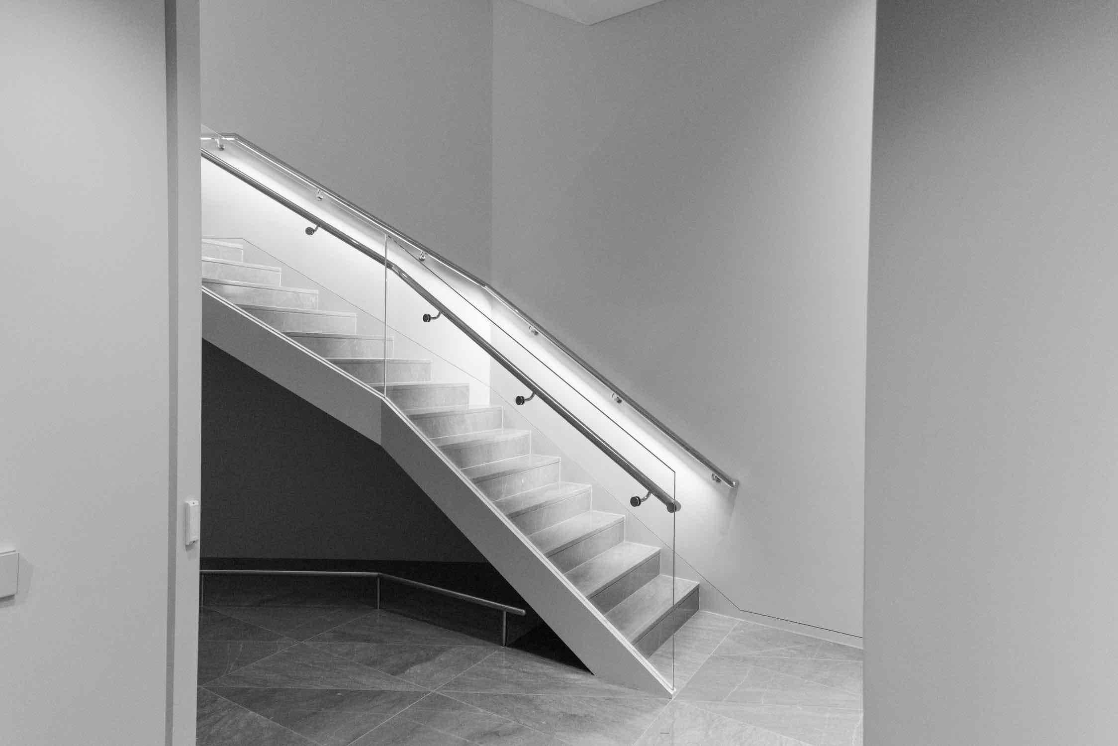Handlaufbeleuchtung Treppenhaus