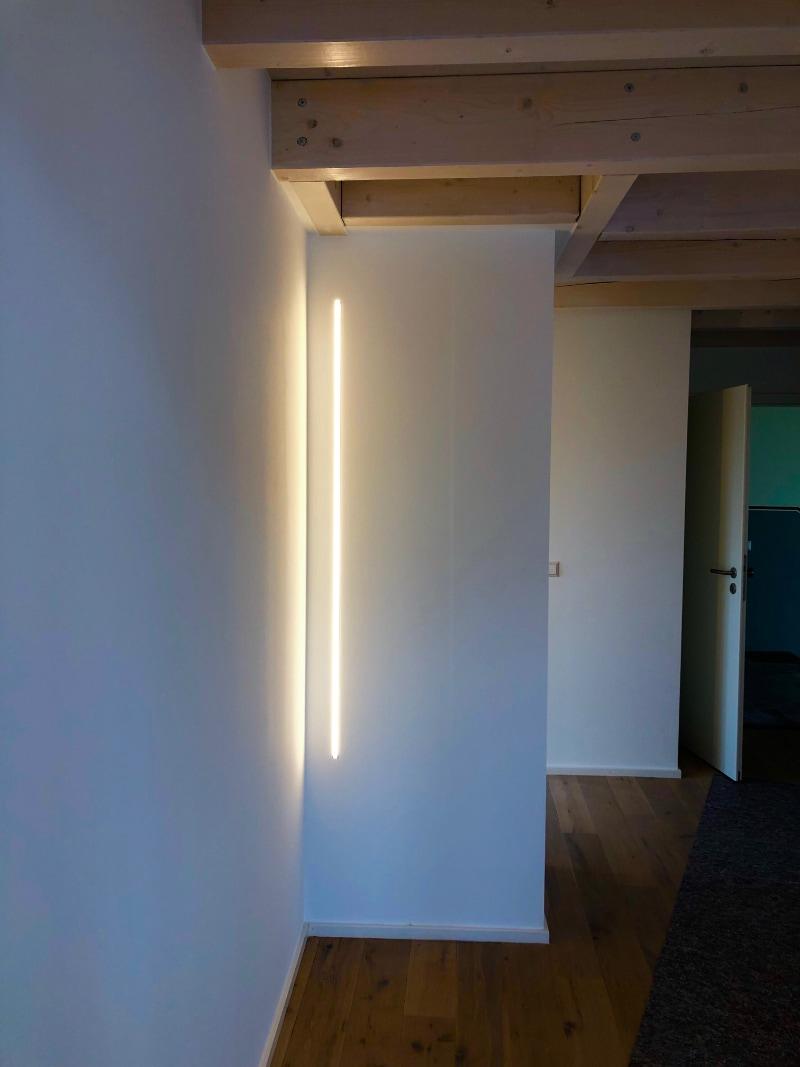 Wallwasher Wandleuchte LED