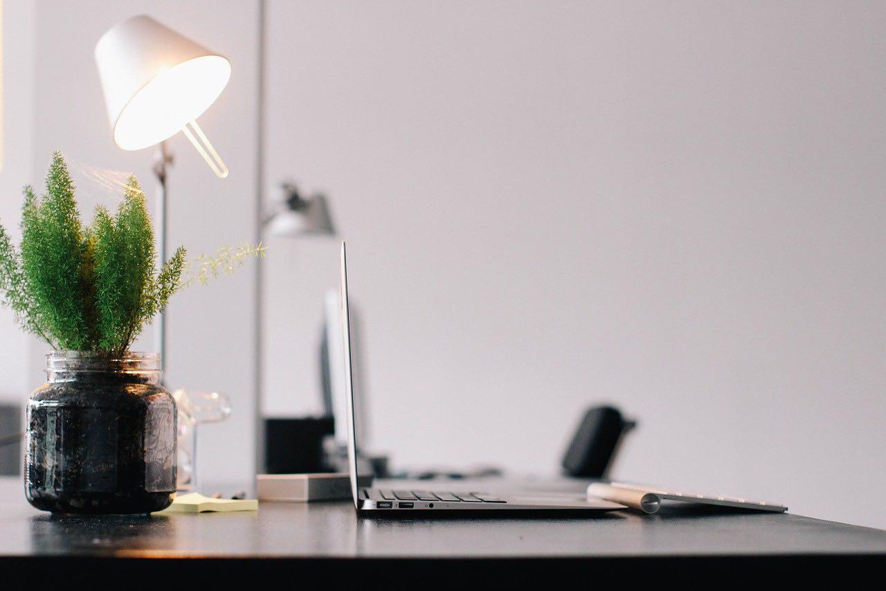 Schreibtischbeleuchtung