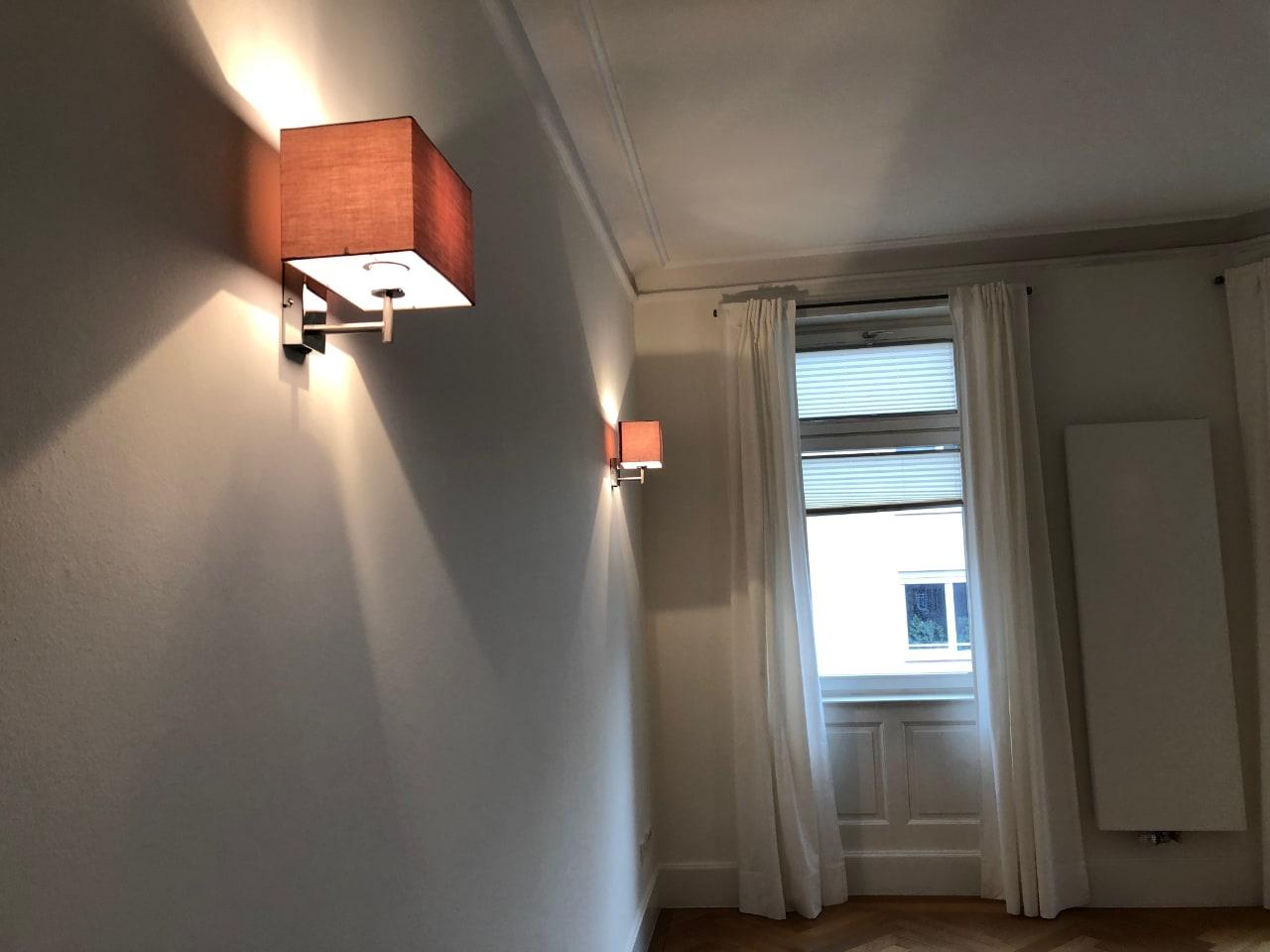 Lichtplanung Altbau Düsseldorf