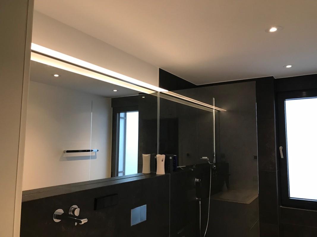 Badspiegelbeleuchtung