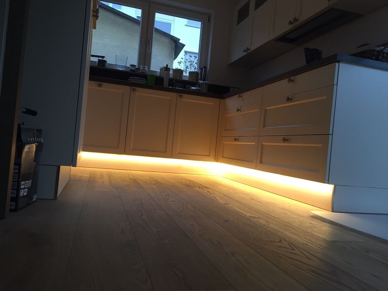 Küchenblockbeleuchtung