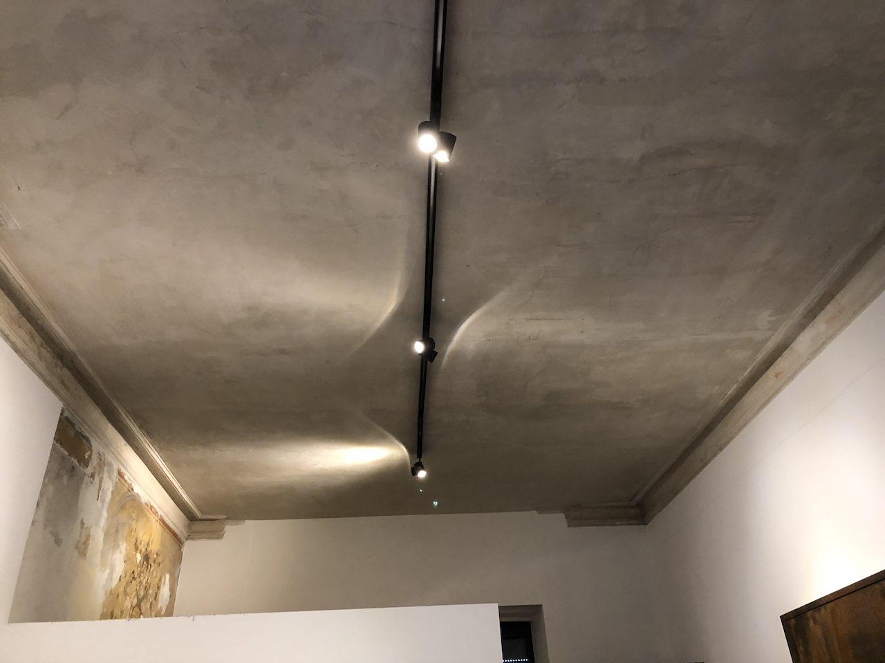 Loft in München, Lichtplanung