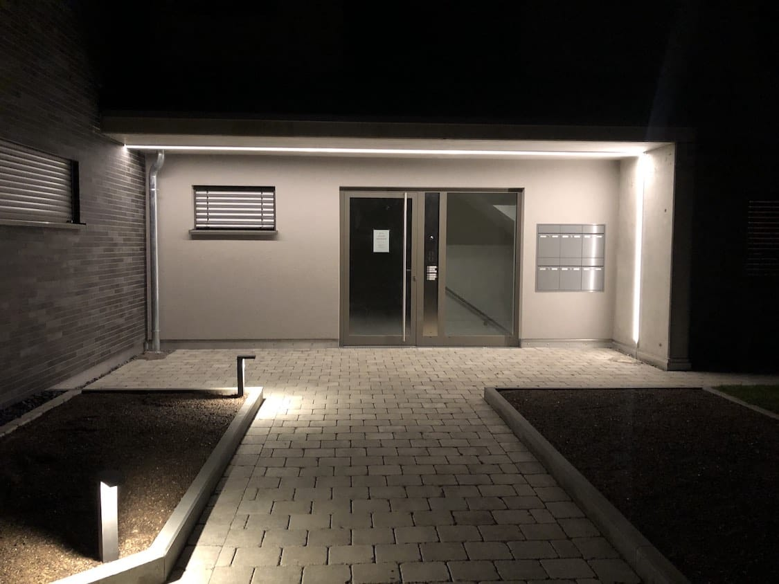 LED Linienleuchten Planung