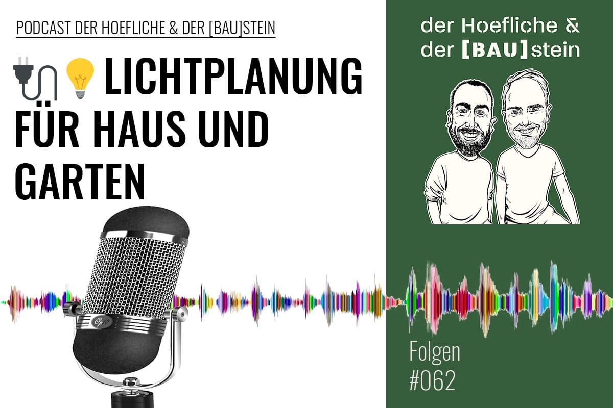 Podcast der Höfliche & der BAUstein - Folge 062